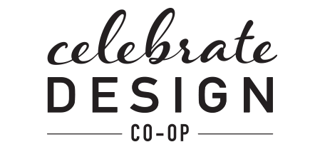 Logo celebrate design trans